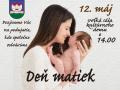 Plagát na deň matiek