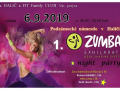 Pozvánka Zumba night party